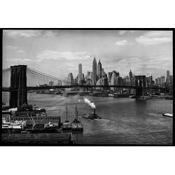 Brooklyn Bridge  NewYork 1932
