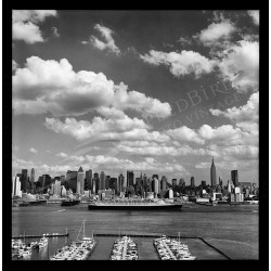 New York West side, 1950