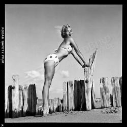 Carol Blake, Miami1954