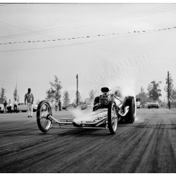 Drag Racing Burn Out,...