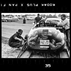 Steve Mc Queen, Porsche 356...