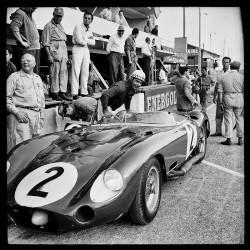 Jean Behra Le Mans 1957