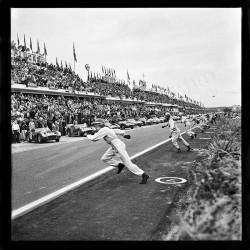 Jim Clark Le mans 1960