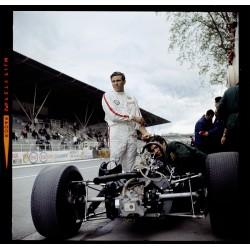 Jim Clark Rouen 1967