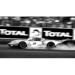 Ford GT40, Le Mans Classic...