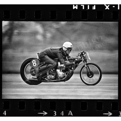 Martin Roberts riding a...
