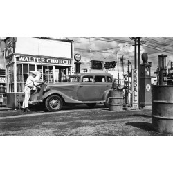 Kerdall Motor Oil Gas...