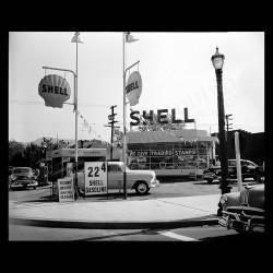 Shell Gas Station Los...