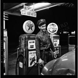 Texaco Gas Station North...